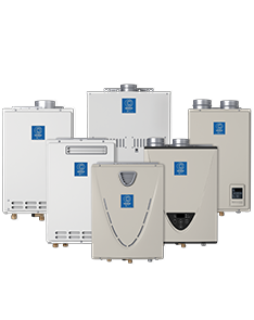 State ProLine® XE Tankless Condensing Water Heaters